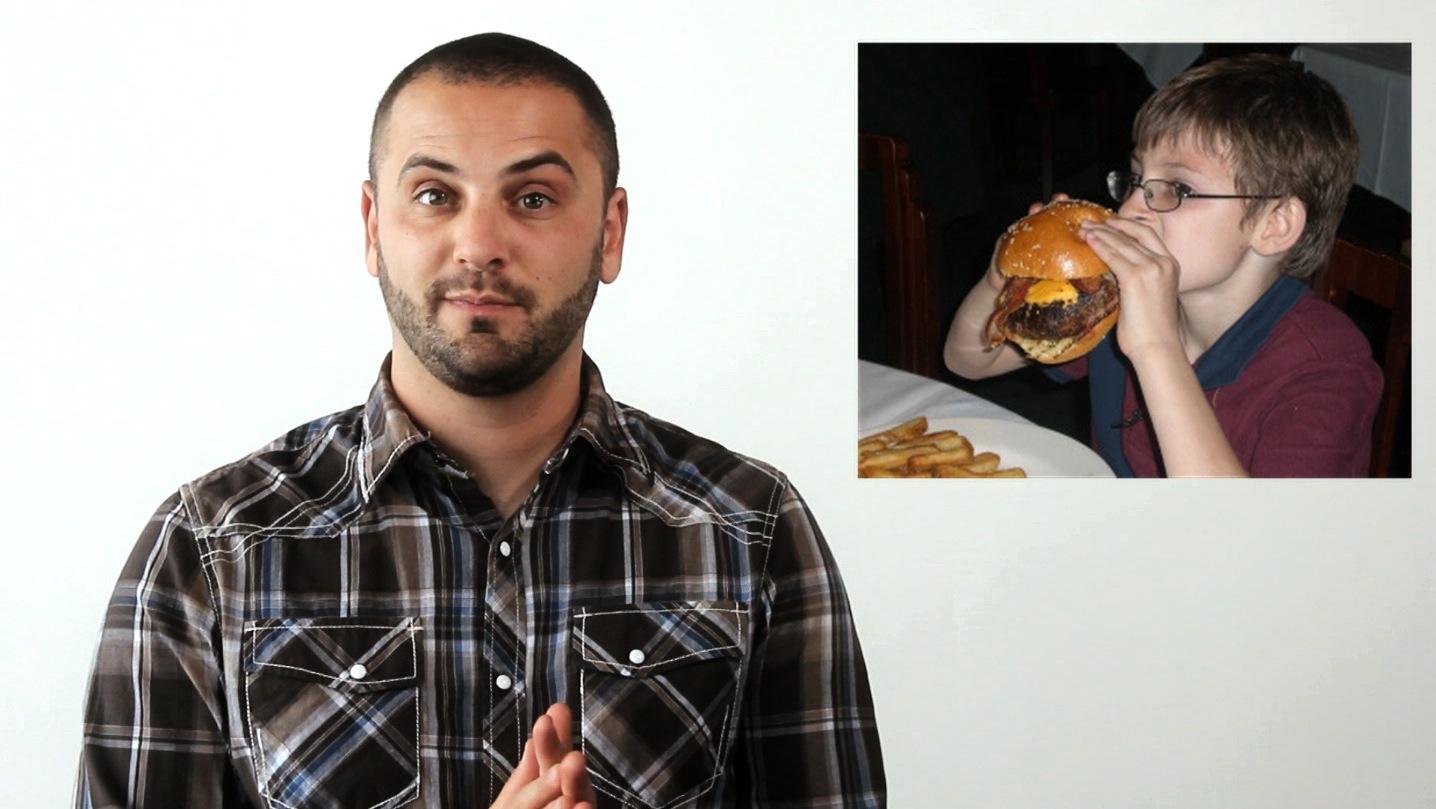 JvG Josh burger